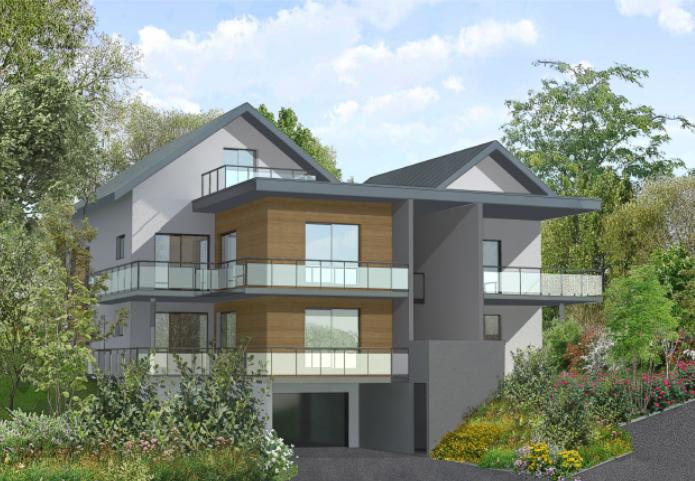 Appartement haut standing sur les Monts