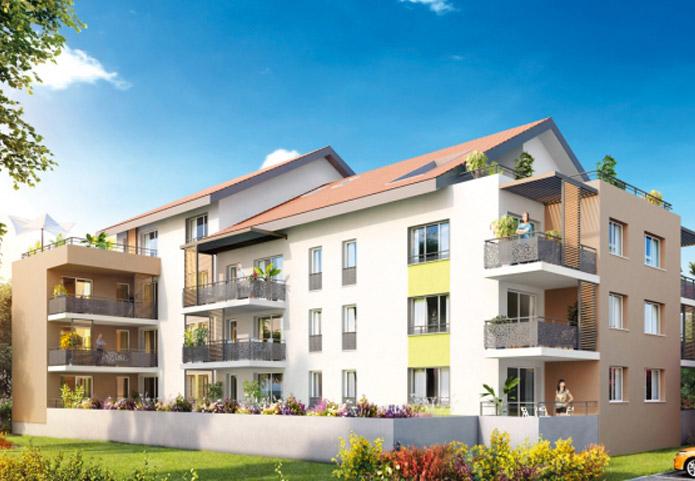 Appartements neufs de standing à TVA 5,5%