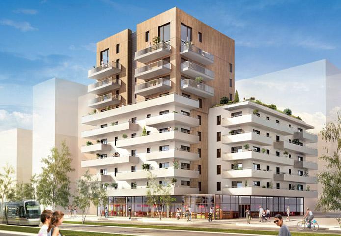 Votre appartement dans un nouveau quartier