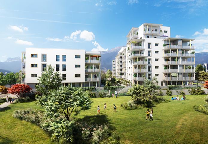 Aux portes de Grenoble