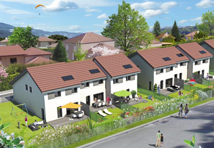Villa au prix d'un appartement