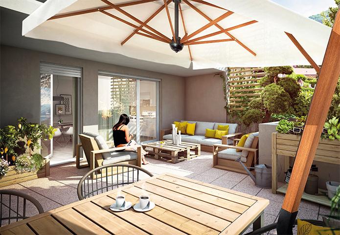 Appartements neufs - Grésivaudan